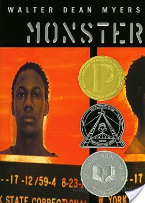 Review of Monster by Walter Dean Myers