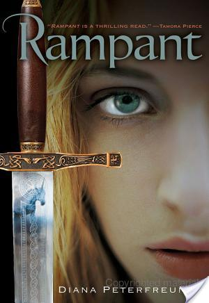 Review Of Rampant By Diana Peterfreund Good Books Amp Good border=