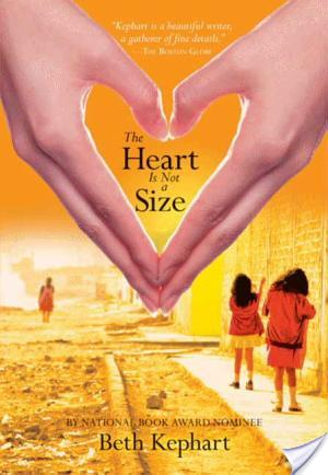 Review of The Heart Is Not A Size by Beth Kephart