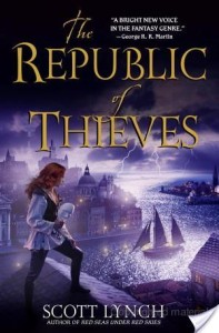 The Republic Of Thieves by Scott Lynch | Book Review