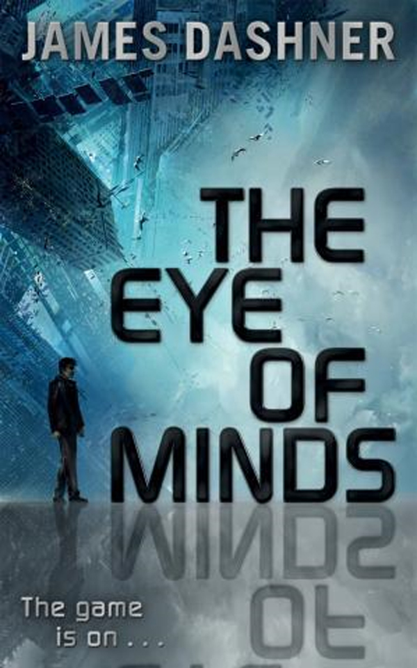 the eye of minds by james dashner review good books good wine