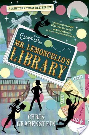 Escape From Mr. Lemoncello's Library by Chris Grabenstein | Audiobook Review
