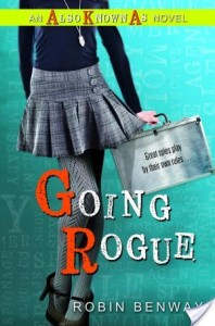 Going Rogue by Robin Benway | Book Review