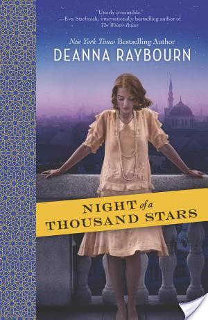 Deanna Raybourn On Setting & Night Of A Thousand Stars | Guest Post | Giveaway