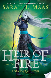 Heir Of Fire by Sarah J. Maas | Book Review