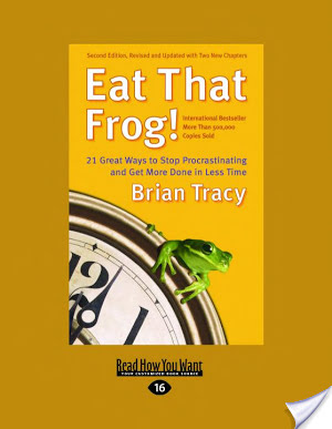 Eat That Frog | Brian Tracy | Audiobook Review