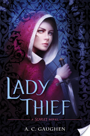 Lady Thief by AC Gaughen | Book Review