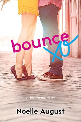 Bounce by Noelle August | Book Review