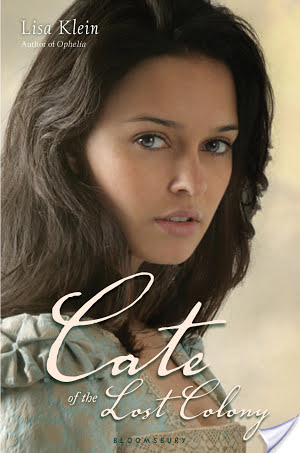 Review: Cate of the Lost Colony by Lisa Klein + Giveaway