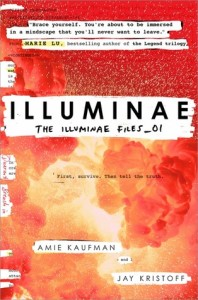 Illuminae by Jay Kristoff and Amie Kaufman | Book Review