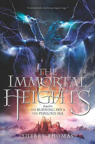 The Immortal Heights by Sherry Thomas | Book Review