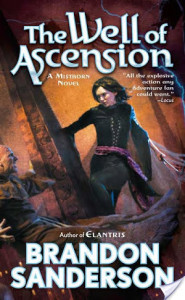 The Well Of Ascension by Brandon Sanderson   Book Review
