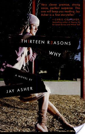 Thirteen Reasons Why Jay Asher Retro Friday Book Review