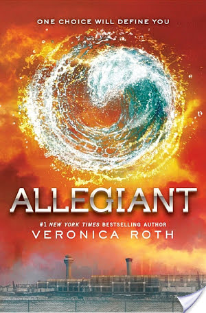 Allegiant by Veronica Roth   Audiobook Review