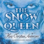 Audiobook Review of The Snow Queen by Hans Christian Anderson narrated by Katherine Kellgren - see the seeds of inspiration for Disney's FROZEN by listening to this book with your child.
