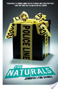 The Naturals | Jennifer Lynn Barnes | Book Review