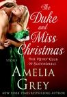 Allison: The Duke and Miss Christmas | Amelia Grey | Novella Review