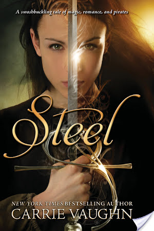 Book Review: Steel by Carrie Vaughn