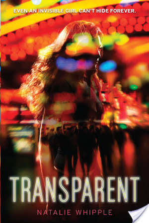 Transparent   Natalie Whipple   Audiobook Review