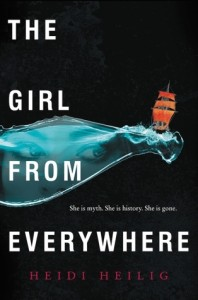 The Girl From Everywhere by Heidi Heilig | Book Review