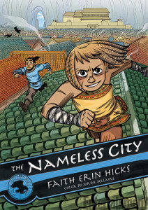 The Nameless City by Faith Erin Hicks | Graphic Novel Review