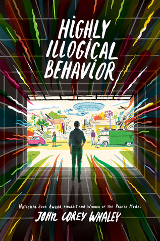 Highly Illogical Behavior by John Corey Whaley | Book Review