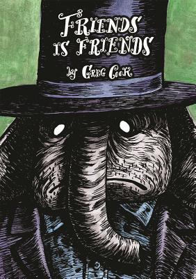 Friends Is Friends by Greg Cook   Graphic Novel Review
