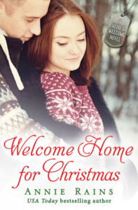 Welcome Home For Christmas by Annie Rains | Book Review