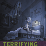 Guys Read: Terrifying Tales is a part of the Guys Read short story anthologies. These anthologies are aimed at engaging middle grade boys into reading. However, I'll say that in all honesty girls will like these stories too. I think this is like the second of the series that I've read.