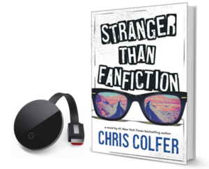 Stranger Than Fanfiction Giveaway