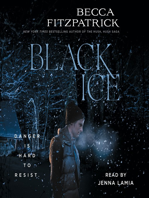 Black Ice Book Cover : Black ice by becca fitzpatrick audiobook review good
