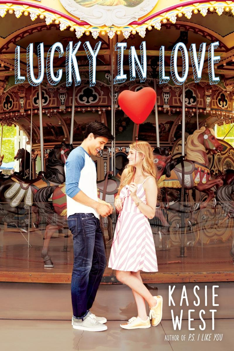 Lucky In Love By Kasie West  Book Review  Good Books -6357